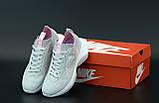Женские кроссовки Nike Vista Lite в стиле найк виста СЕРЫЕ (Реплика ААА+), фото 7
