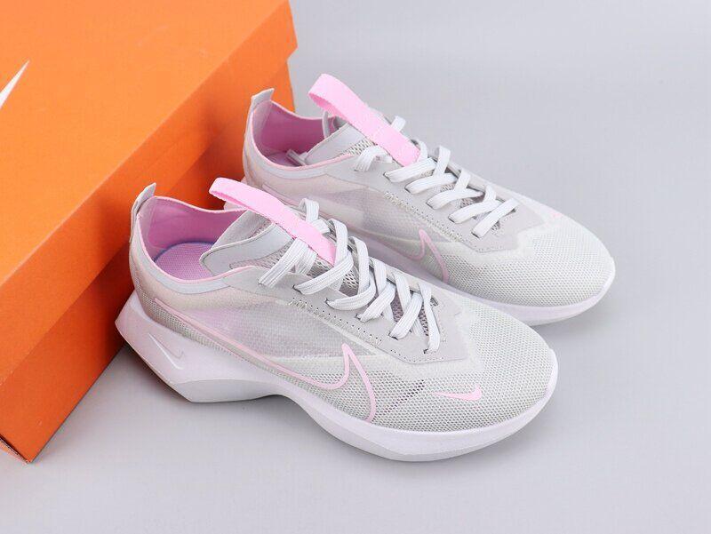 Женские кроссовки Nike Vista Lite в стиле найк виста СЕРЫЕ (Реплика ААА+)