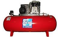Компрессор поршневой с ременным приводом 380V  7,5 кВт Fiac  AB500/912/380