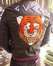 Jacket Gucci Angry Cat Black, фото 3