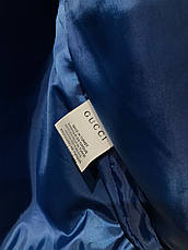 Jacket Gucci Bomber With Appliqué Black, фото 3