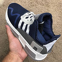 Adidas EQT Cushion ADV Blue/Gray/White, фото 3