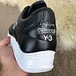 Adidas Y-3 Bashyo Sneakers Black/White, фото 4