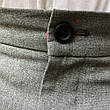 Gucci Cotton 60s Pant with Web Gray, фото 2