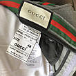 Gucci Cotton 60s Pant with Web Gray, фото 4