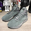 Adidas Y-3 Kaiwa Sneakers Gray Suede, фото 2
