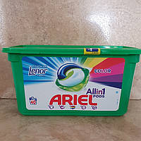 Капсулы для стирки ARIEL 40шт 3IN1 COLOR-LENOR FRESH