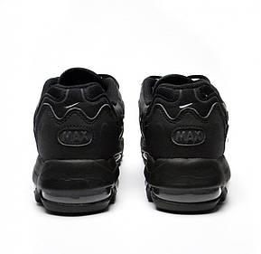 Nike Air Max 96 Black, фото 2