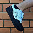 Asics Gel Lyte III Black Leather, фото 2
