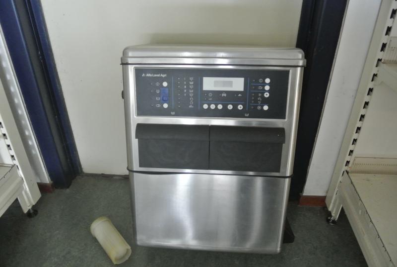 Автомат промивки Alfa Laval б/у 40 л. для доильных залов, СIP мойка