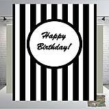 З Днем народженняБанер 2х2, на юбилей, день рождения. Печать баннера |Фотозона|Замовити банер|З Днем народже, фото 4