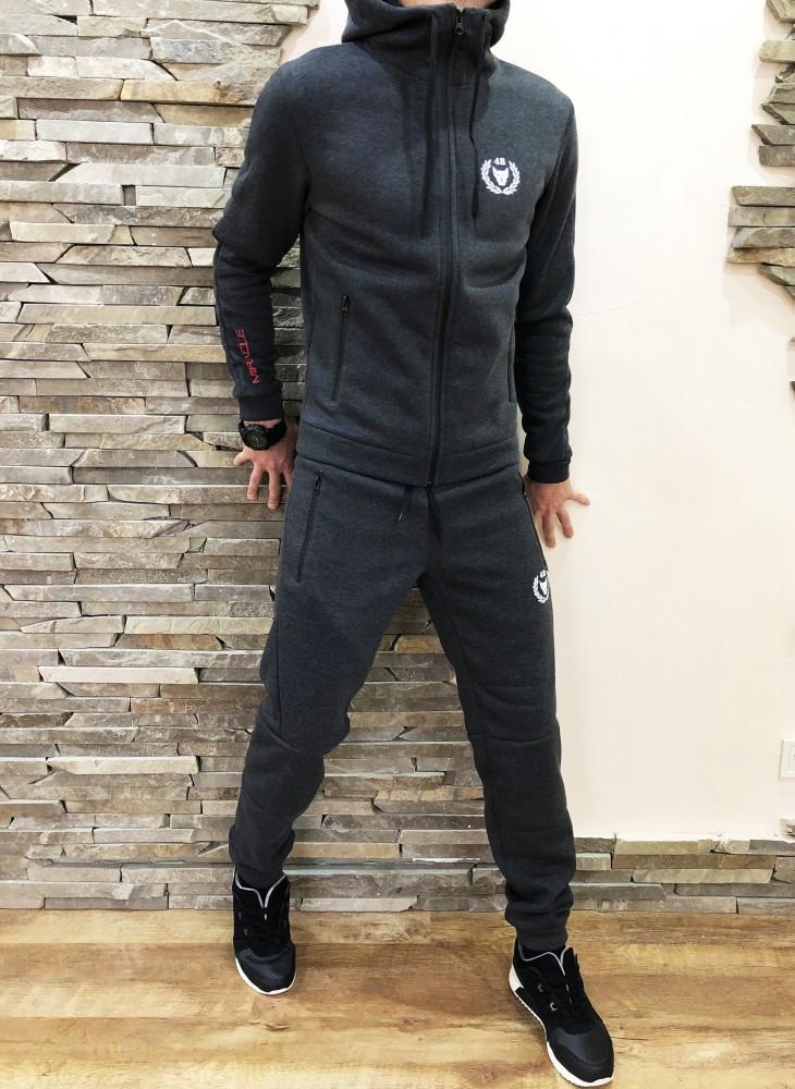 Зимний спортивный костюм Miracle W/19 антрацит
