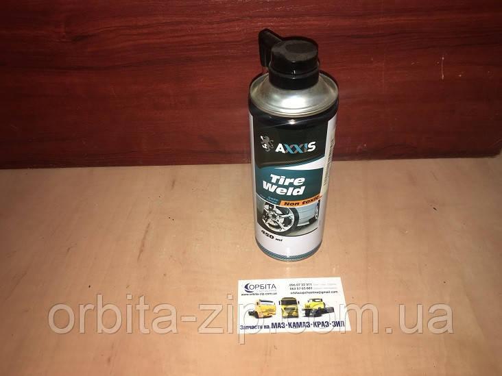 Герметик для шин (вулканізатор) 450ml  VSB-053