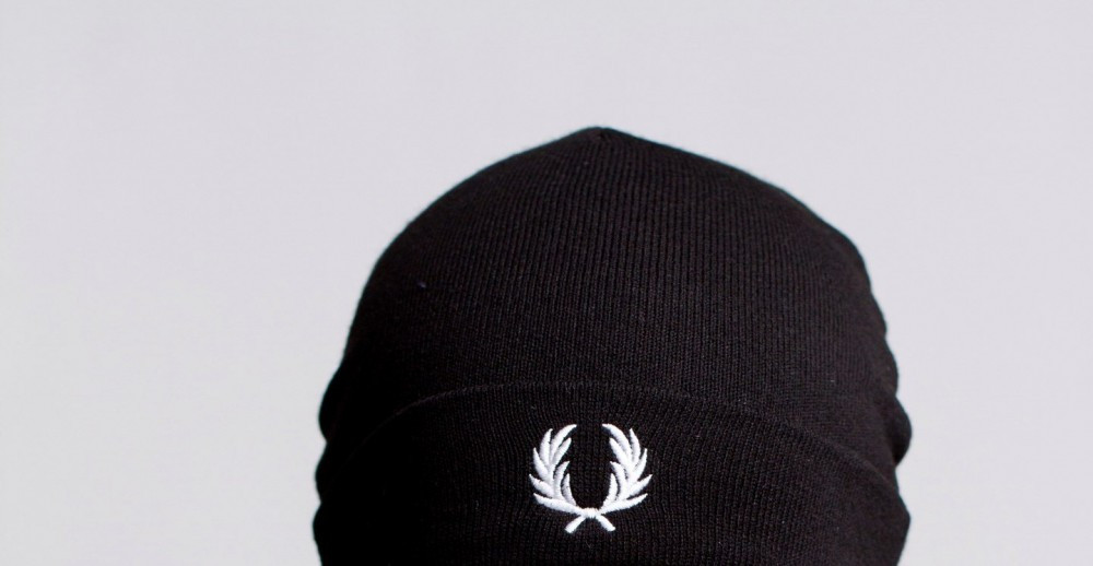 Шапка Fred Perry Black