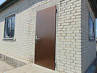 Вхідні двері металеві, Д-702
