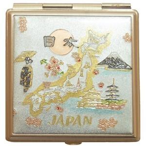 Компактное зеркало «Япония»