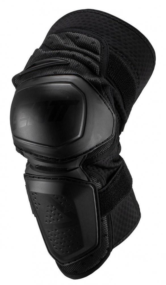 Мотонаколенники LEATT Knee Guard Enduro Black