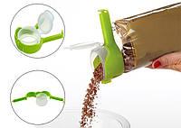 Крышка-дозатор для сыпучих продуктов и специй
