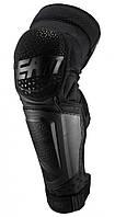 Мотонаколінники LEATT Knee Shin Guard 3DF Hybrid Black EXT, фото 1