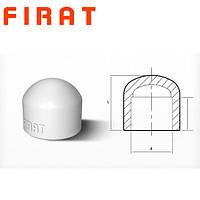 Заглушка полипропиленовая Firat, 20 мм