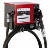 Мини АЗС. Заправочная колонка для дизельного топлива (ДТ) Piusi Cube 56 DC, 12В