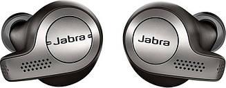 Бездротові Bluetooh Навушники JABRA Elite 65t Titanium Black New Original