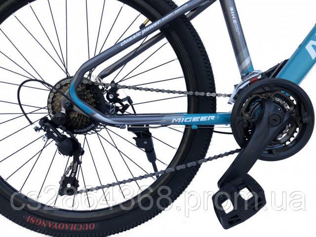 Велосипед Unicorn Migeer Rise Рама 17″/Колеса 26″ Mint