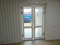 Двері маятникові 2х2,3м, фото 1