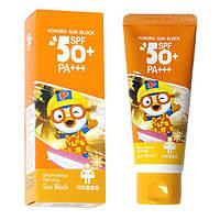 Солнцезащитный крем для детей Pororo Sun Block SPF50+ PA+++, 60 мл