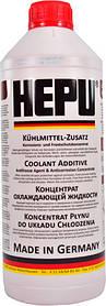 Антифриз HEPU G12Красный концентрат 1,5 L