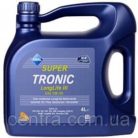 Моторное масло Aral Super Tronic Long Life 3 5W-30  4L