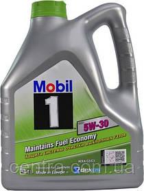Моторное масло Mobil 1 ESP Formula 5W-30 Maintains Fuel Economy 4L