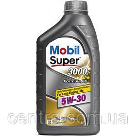 Моторное масло Mobil Super 3000  Formula-FE 5W-30 1L