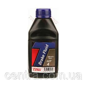 Тормозная жидкость  TRW DOT-4 500 ML
