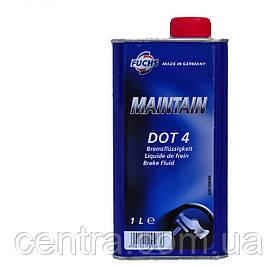 Тормозная жидкость FUCHS Titan DOT-4 1L