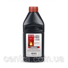Тормозная жидкость Ferodo DOT 5.1 1L