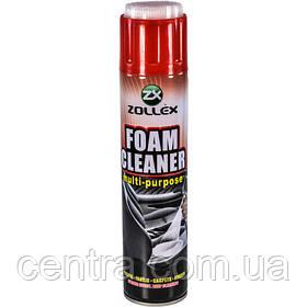 Пенный очиститель салона Zollex 650 ML