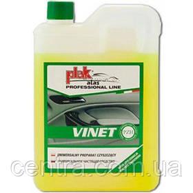Очиститель пластика Atas Vinet Plak 1.8L