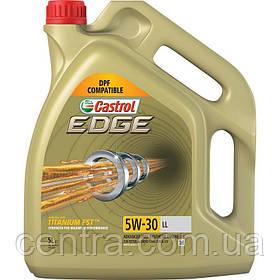 Моторное масло Castrol EDGE TITANIUM FST 5W-30 LL 5L