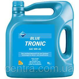 Моторное масло Aral Blue Tronic 10W-40 5L