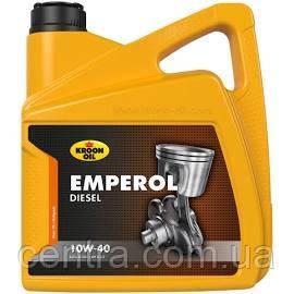 Моторное масло  KROON OIL EMPEROL DIESEL 10W-40 4L
