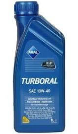 Моторное масло Aral Turboral 10W-40 1L