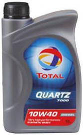 Моторное масло TOTAL QUARTZ 7000 10W-40 Diesel 1L