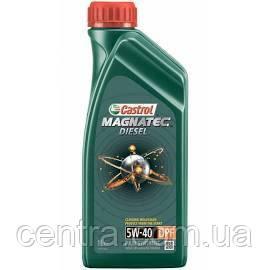Моторное масло  Castrol MAGNATEC 5W-40 DPF  1L