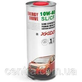 Моторное масло XADO Atomic Oil 10W-40 SL/CF 1L