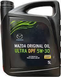 Моторное масло MAZDA ORIGINAL OIL ULTRA DPF 5W-30 5L