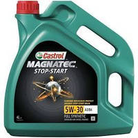 Моторное масло  Castrol  MAGNATEC STOP-START 5W-30 A3/B4 4L