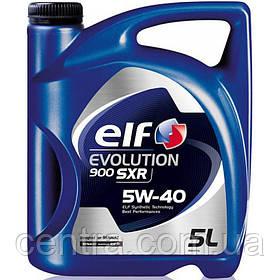 Моторное масло Elf EVOLUTION 900 SXR 5W-40 5L