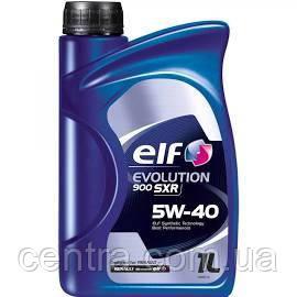 Моторное масло Elf EVOLUTION 900 SXR 5W-40 1L