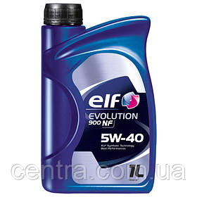 Моторное масло Elf EVOLUTION 900 NF 5W-40 1L